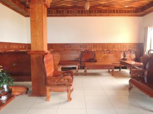 Eang Monyratanak Hotel, Отели  Banlung - big - 48