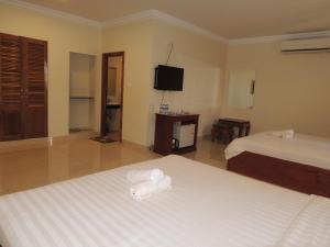 Eang Monyratanak Hotel, Отели  Banlung - big - 46
