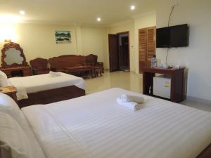 Eang Monyratanak Hotel, Отели  Banlung - big - 16