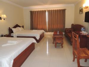 Eang Monyratanak Hotel, Отели  Banlung - big - 11