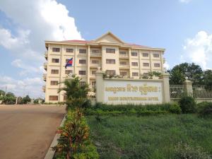 Eang Monyratanak Hotel, Отели  Banlung - big - 42