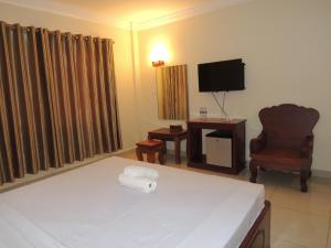 Eang Monyratanak Hotel, Отели  Banlung - big - 8
