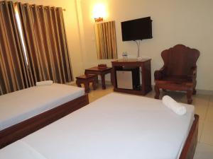 Eang Monyratanak Hotel, Отели  Banlung - big - 38