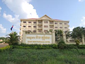 Eang Monyratanak Hotel, Отели  Banlung - big - 37