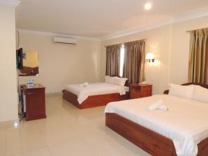 Eang Monyratanak Hotel, Отели  Banlung - big - 14