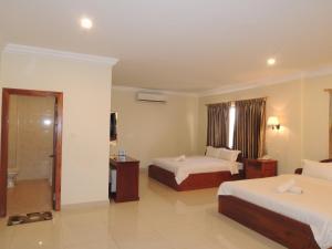 Eang Monyratanak Hotel, Отели  Banlung - big - 34