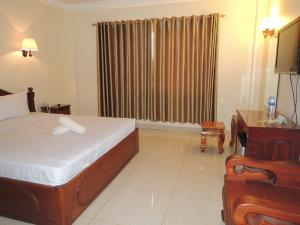 Eang Monyratanak Hotel, Отели  Banlung - big - 33