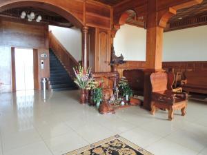 Eang Monyratanak Hotel, Отели  Banlung - big - 20