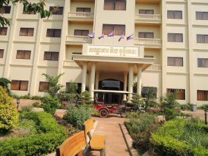 Eang Monyratanak Hotel, Отели  Banlung - big - 23
