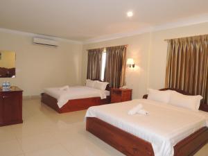 Eang Monyratanak Hotel, Отели  Banlung - big - 5