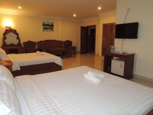 Eang Monyratanak Hotel, Отели  Banlung - big - 27
