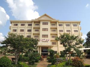 Eang Monyratanak Hotel, Отели  Banlung - big - 1