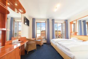 Hotel Kontorhaus, Hotel  Stralsund - big - 6