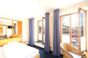 Hotel Kontorhaus, Hotel  Stralsund - big - 7