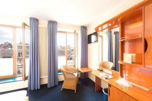 Hotel Kontorhaus, Hotel  Stralsund - big - 11