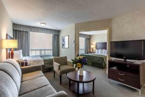 King Suite with Double Bed Non Smoking