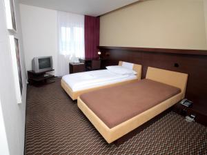 Hotel Rottal, Отели  Отроковице - big - 7