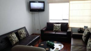 Villaflores Apartamentos - Miraflores, Apartmány  Lima - big - 17