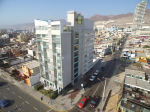 Alto del Sol Costanera Antofagasta, Отели  Антофагаста - big - 10