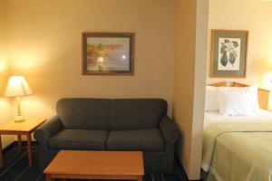 Double Suite with Sofa Bed - Smoking