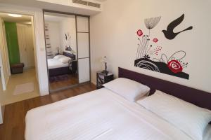 Lapad Beach Apartment, Apartmanok  Dubrovnik - big - 3