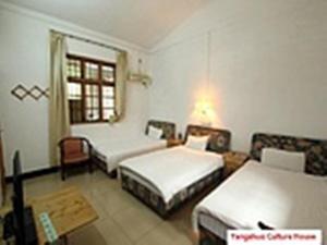 Yangshuo Culture House, Отели типа «постель и завтрак»  Яншо - big - 42
