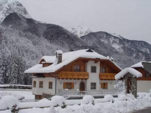 Hotel La Baita, Отели  Malborghetto Valbruna - big - 17