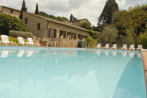 Relais Borgo Di Toiano, Vidiecke domy  Sovicille - big - 34
