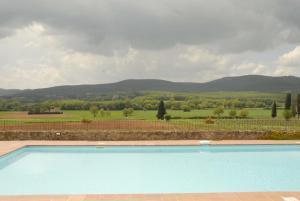 Relais Borgo Di Toiano, Vidiecke domy  Sovicille - big - 39