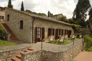 Relais Borgo Di Toiano, Vidiecke domy  Sovicille - big - 38