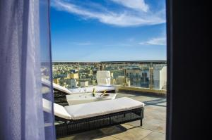 Paramount Bay Penthouse, Апартаменты  Бирзеббуджа - big - 31
