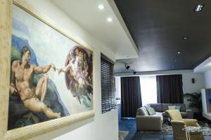 Paramount Bay Penthouse, Апартаменты  Бирзеббуджа - big - 3