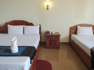 Ratanak City Hotel, Szállodák  Banlung - big - 29