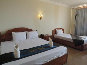 Ratanak City Hotel, Szállodák  Banlung - big - 25