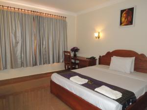 Ratanak City Hotel, Szállodák  Banlung - big - 24