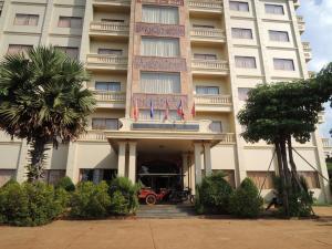 Ratanak City Hotel, Szállodák  Banlung - big - 1