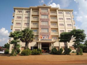 Ratanak City Hotel, Hotels  Banlung - big - 23
