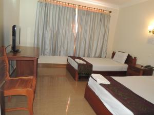 Ratanak City Hotel, Hotely  Banlung - big - 17