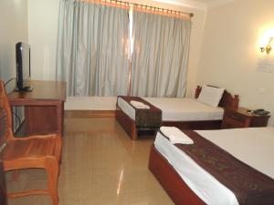 Ratanak City Hotel, Szállodák  Banlung - big - 14