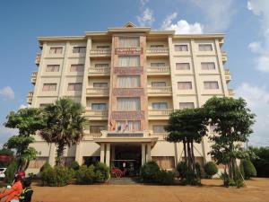 Ratanak City Hotel, Szállodák  Banlung - big - 37