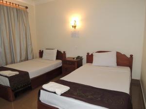Ratanak City Hotel, Szállodák  Banlung - big - 12