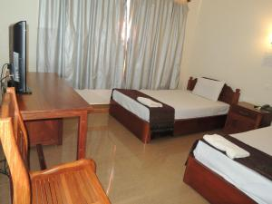 Ratanak City Hotel, Hotely  Banlung - big - 13