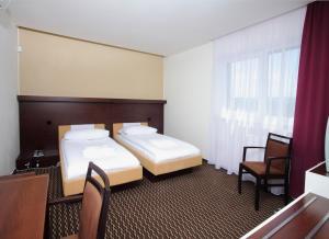Hotel Rottal, Отели  Отроковице - big - 11