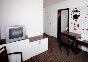 Hotel Rottal, Отели  Отроковице - big - 14