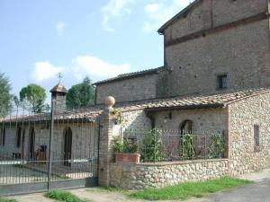 Casale Il Colombaio Di Toiano, Ferienhöfe  Sovicille - big - 29