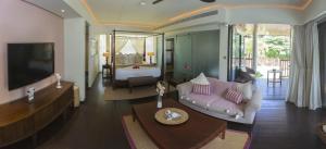 Dhevatara Beach Hotel, Szállodák  Grand'Anse Praslin - big - 12
