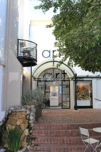 Apartment The Yard, Apartmanok  Franschhoek - big - 2