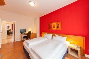 Apartmán s 1 ložnicí (1 až 4 dospělí)