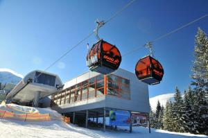 Chata Ski Jasna, Holiday homes  Demanovska Dolina - big - 75