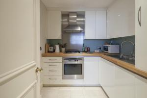 onefinestay - South Kensington private homes II, Apartmány  Londýn - big - 21